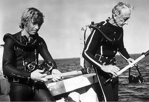 John Denver and Cousteau